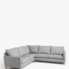 Corner Sofa Bed West London Parker Reclining Reviews Sofas Settees John Lewis Partners Bailey High Back