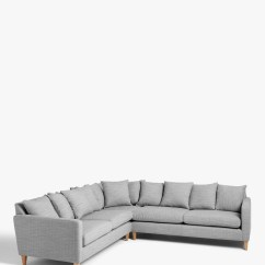 Duck Feather Corner Sofa And Clack Bed Sofas Settees John Lewis Partners Bailey Scatter Back