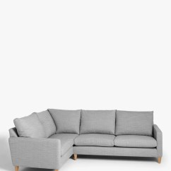 Pink Sofa Browse Uk Brown Chenille Sectional Corner Sofas Settees John Lewis Partners Bailey High Back Lhf End