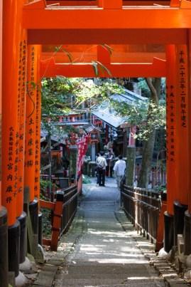 Fushimi Inari - where to next? (IMG_7922)