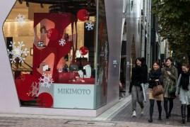 Mikimoto at Ginza