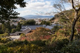 View over Kyoto - pic 1
