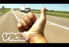 How to Hitchhike Across America (2012) David Choe hitchhikes his way across these United States by (other people's) trains, cars, and boats. (youtube.com)