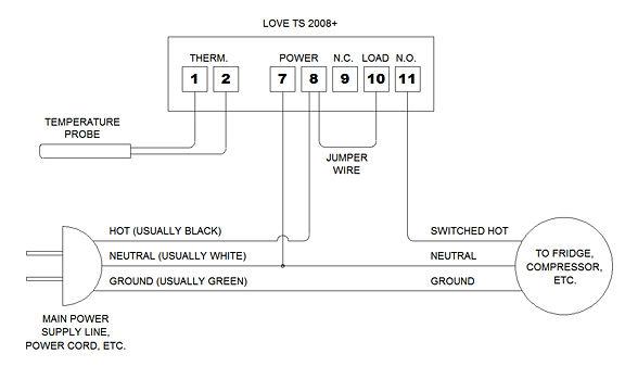 kic fridge thermostat wiring diagram 2005 kia sedona fuel pump free download • oasis-dl.co