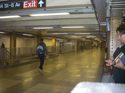 The New York Metro - Possibly the most difficult underground system in the world