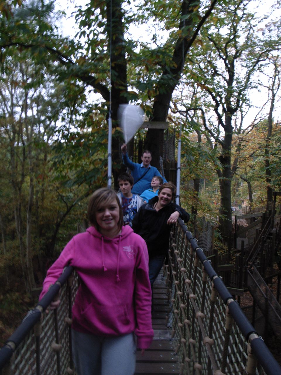 All of us on the broken bridge