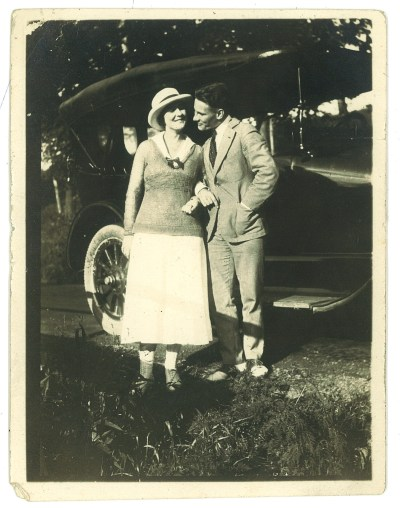 Roberta Becker and Redmond Farrar 1917