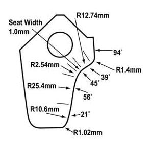 John Maher Racing » The importance of the 3 angle valve job