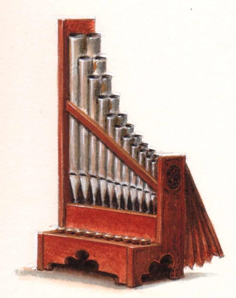 Renaissance & Baroque musical instruments (4/5)