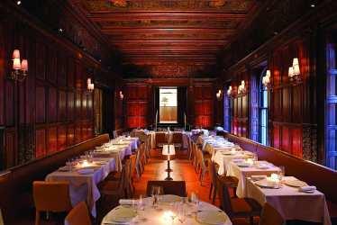 restaurant room gilt virtual menu dining dinner management gourmet johnmariani 2006 archive