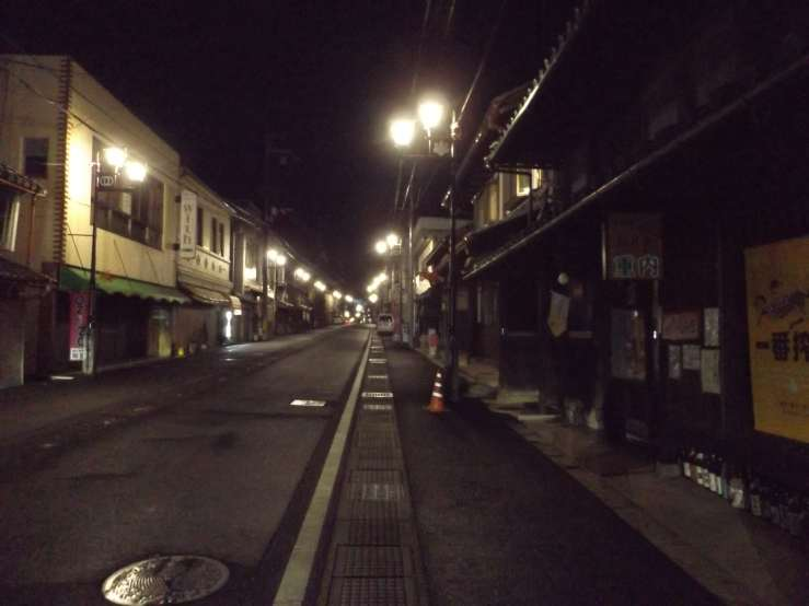 kinomoto night photo