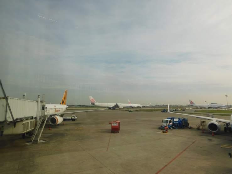 taipei airport photo