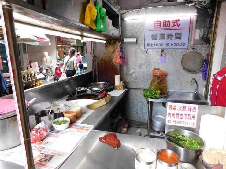 food stall photo