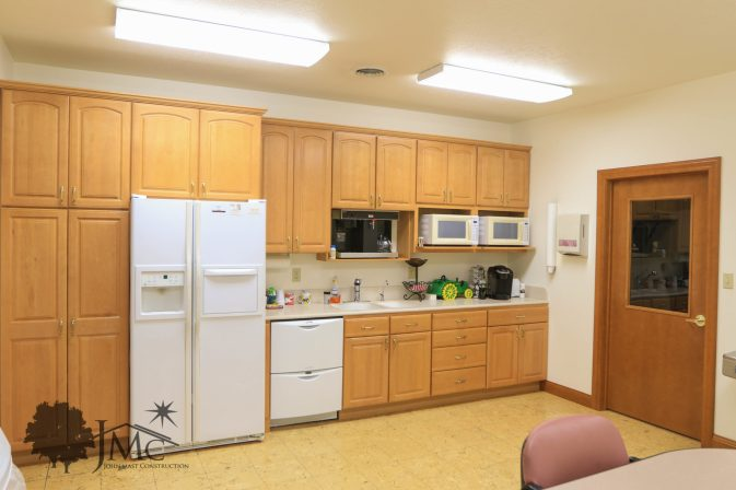 Kitchen Break Room in Nappanee, Indiana