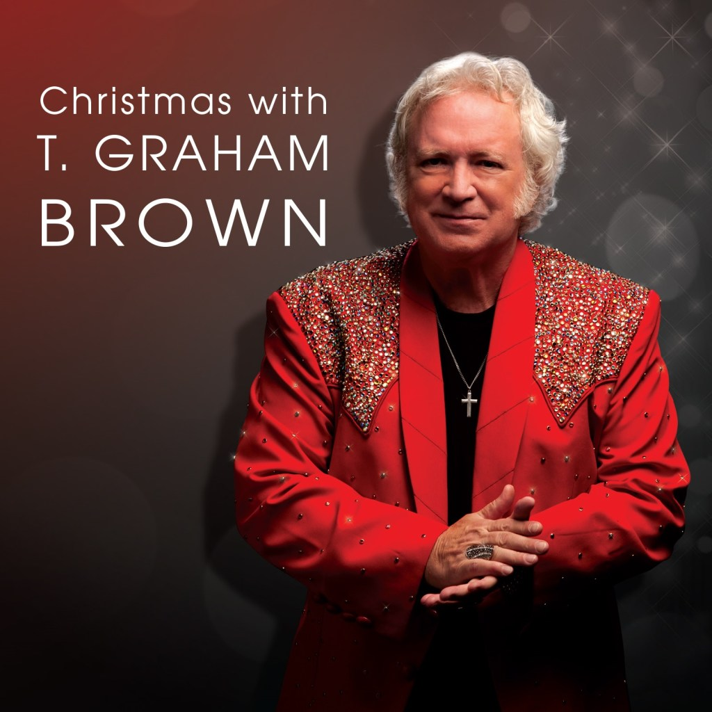 T. Graham Brown, Christmas album, recording studio, John Mathis Jr, songwriter, songwriters guide, cracker barrel