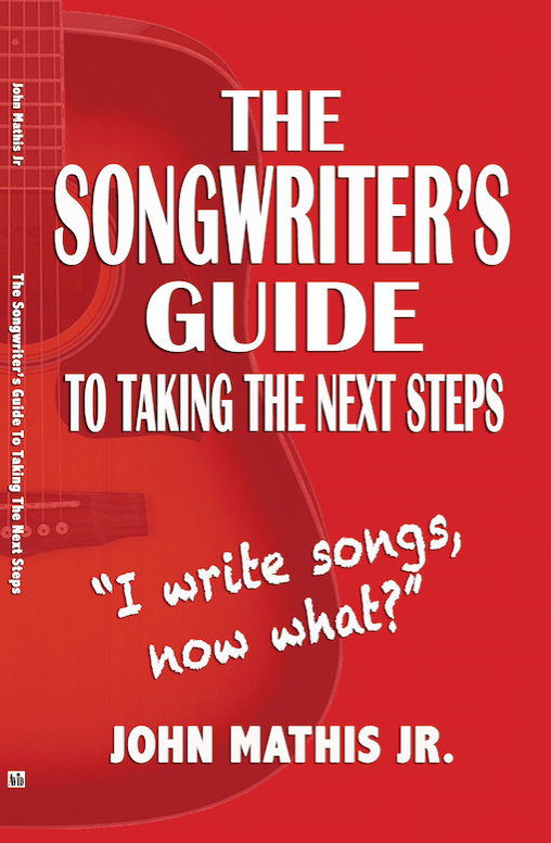 Songwriter book, books for songwriters, Songwriter's Guide, Songwriter Advice, Songwriter Tips, Songwriter Help, Song placement, songwriting, songwriting career, songwriter career, southern gospel songwriter, southern gospel songwriting, country music songwriter, bluegrass music songwriter, americana music songwriter