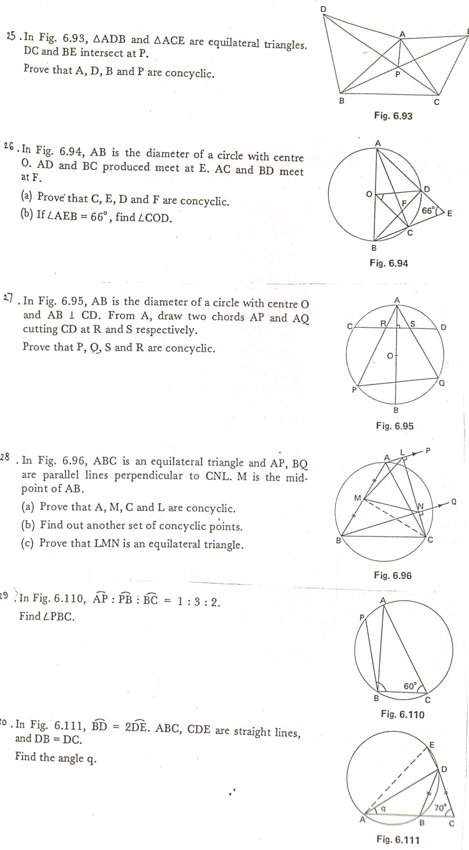 Year 11 General Maths Test