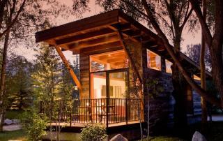 Tiny Home in Jackson Hole by Wheelhaus