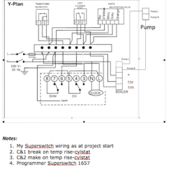 Worcester System Boiler Wiring Diagram Pioneer Avic N1 I Bought A Tado My Description Of Buying And Installing It Pic
