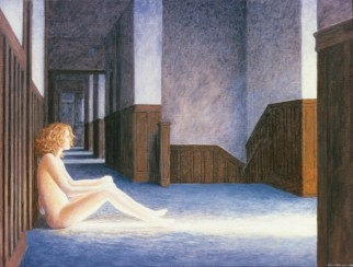 Lauren - Oil/canvas - 26 x 32 inches