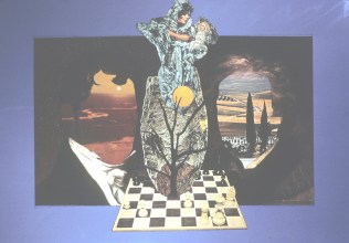 Our_Lady Of Hope - Collage - 18 x 24 inches