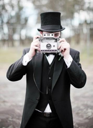 Robert and Polaroid