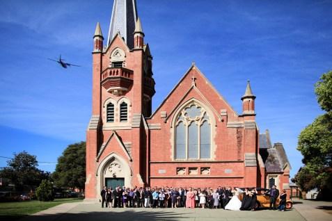 St Marys Church Echuca