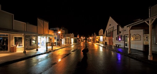 Night Photography Workshop in Arrowtown