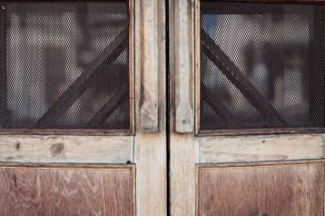 Soft Wood Door