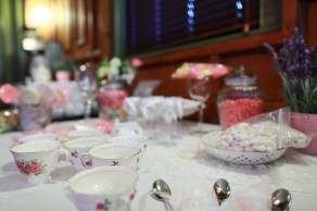 Wedding Reception at the Priory