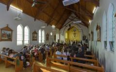 St Josephs Church Dederang