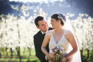 Bright Wedding Photos