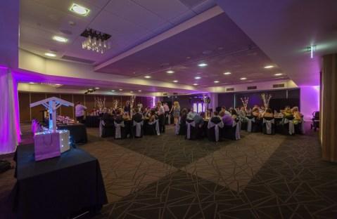 Wedding at Novotel Forest Resort Creswick