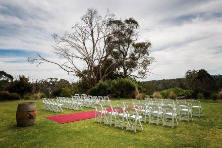Wedding at Sebel Creswick Forest Resort