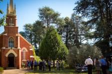 Bright uniting church wedding 2