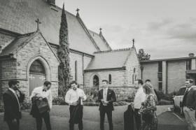 St Patricks Wangaratta Wedding
