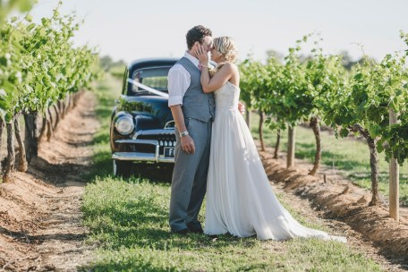 Wedding photos Rutherglen winery 2