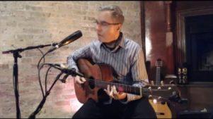 John playing at ...