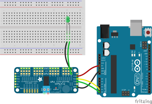 small resolution of fritzing diagram led pca9685 fzz