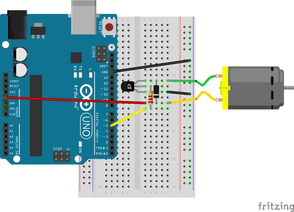 medium resolution of fritzing diagram motor fzz
