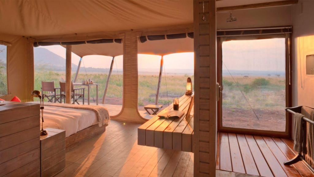 andBeyond masai mara luxury safari