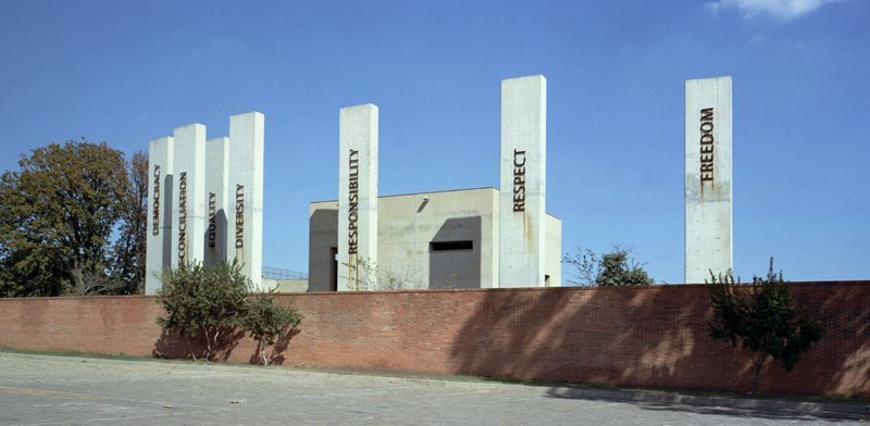 Apartheid museum south africa