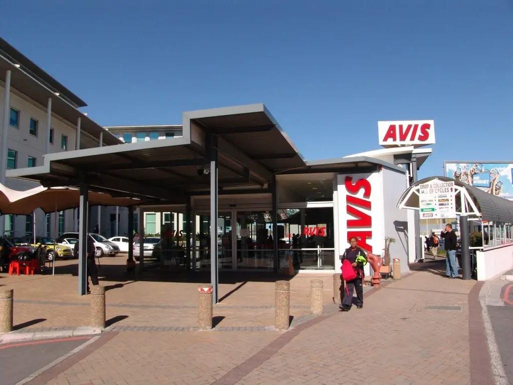 Avis Cape Town