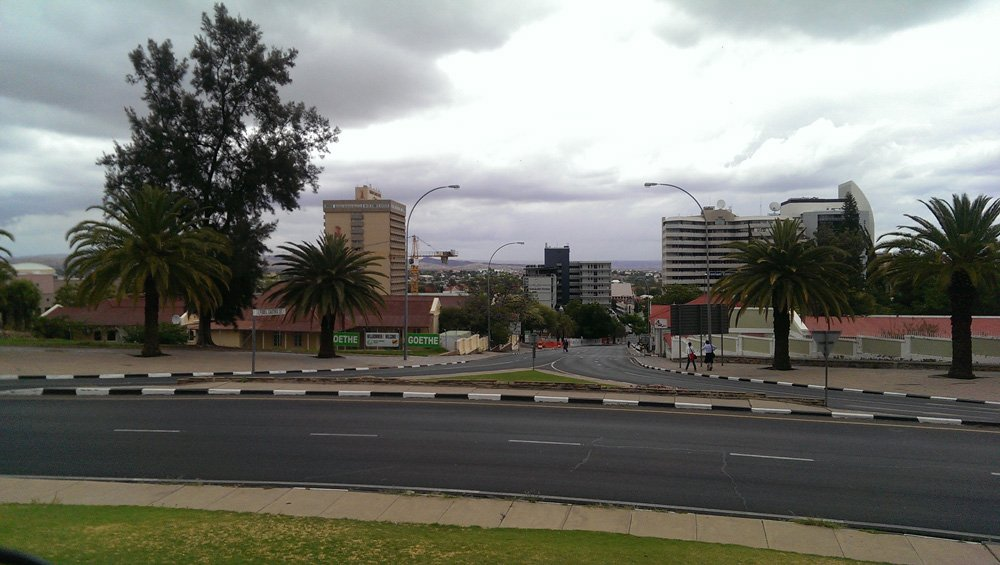 Windhoek, Namibia.