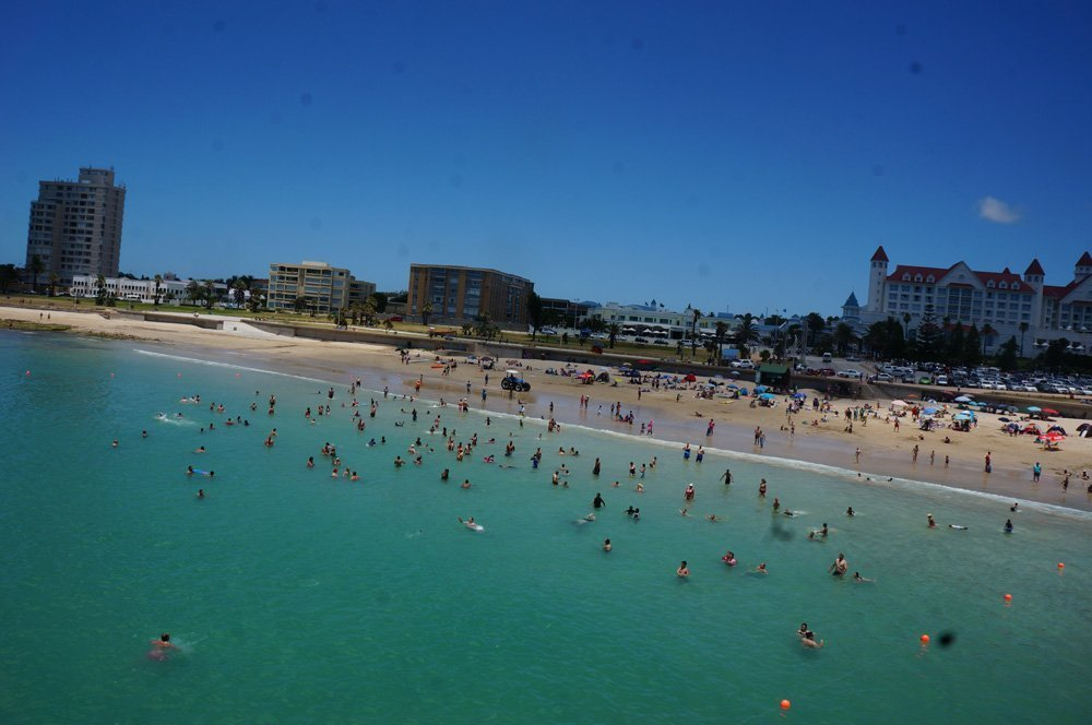 Summerstrand in Port Elizabeth