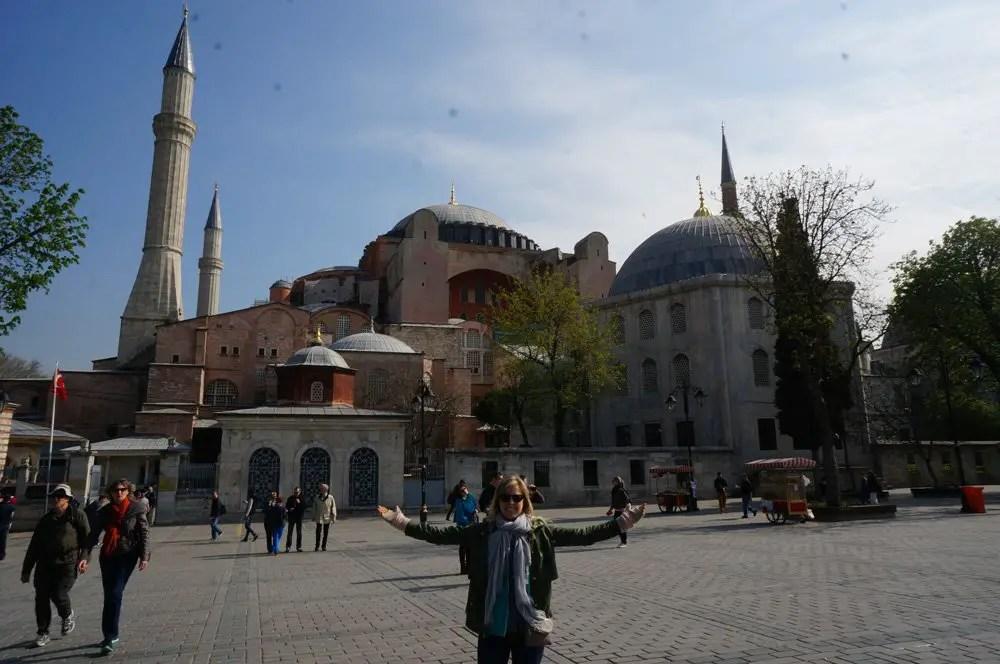 Ayasofya (Hagia Sofia)