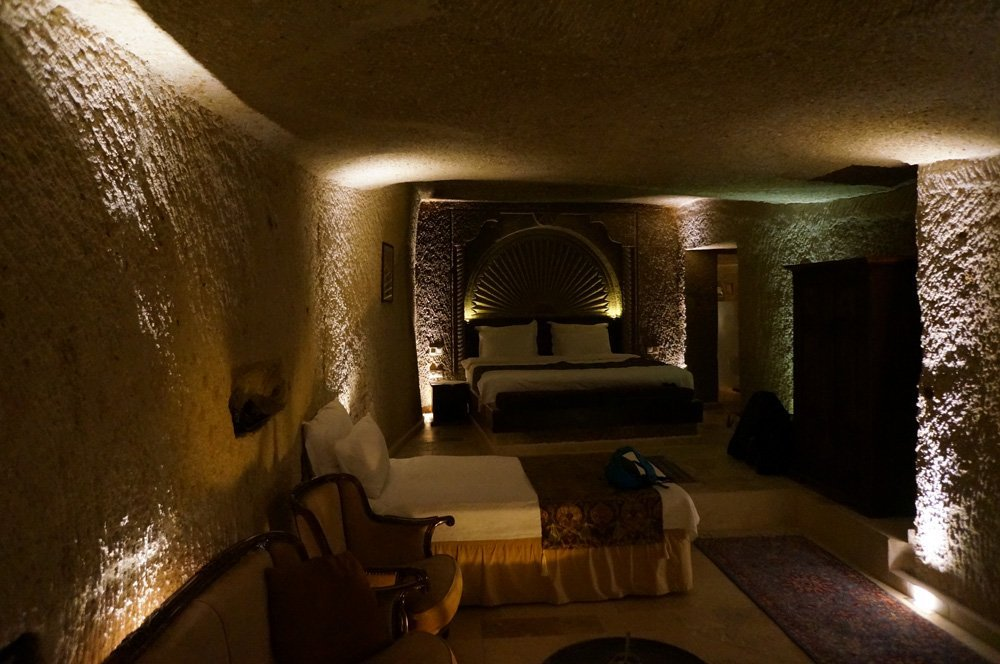 Erenbey Cave hotel cappadocia turkey