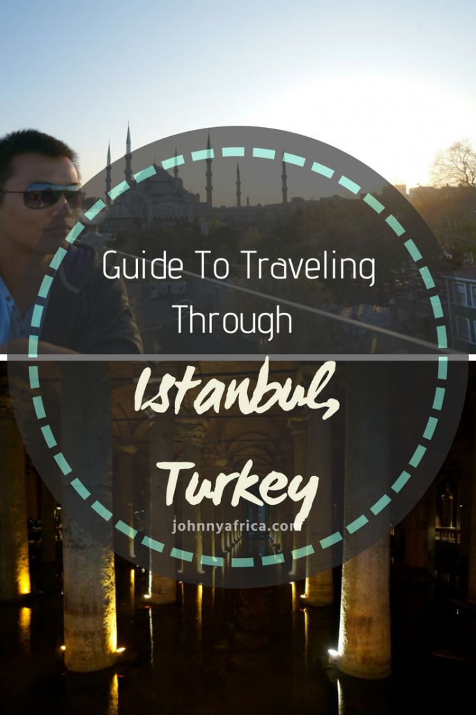 The Ultimate Travel Guide For Istanbul, Turkey