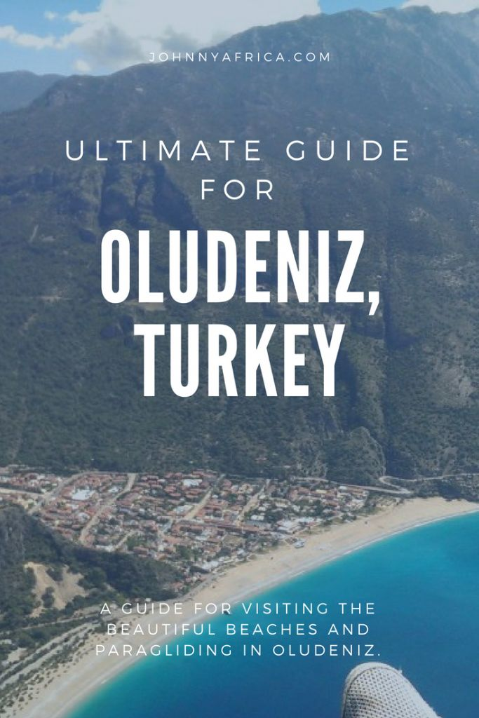 Guide To Visiting Oludeniz, Turkey