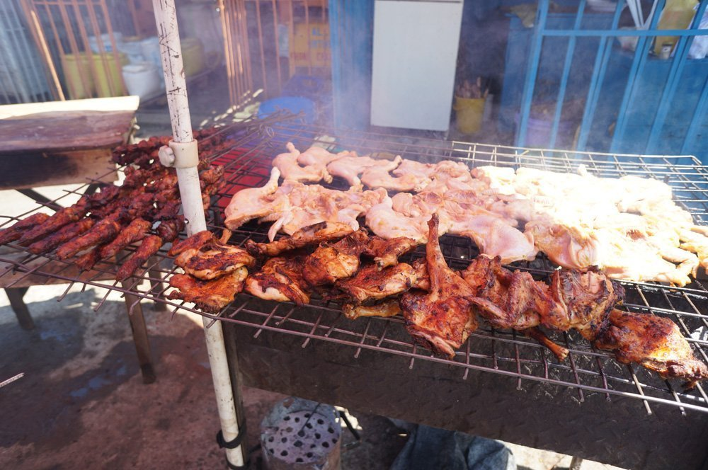 kampala street food uganda